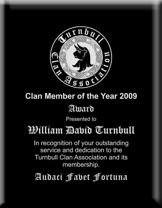 clan member of the year 2009 used
