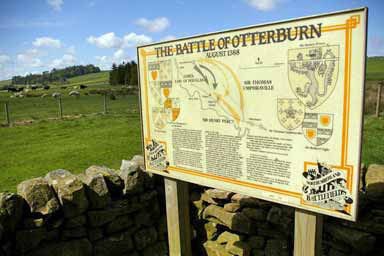 battle of otterburn