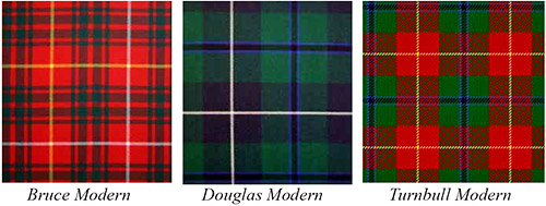 BruceDouglasTurnbullTartans